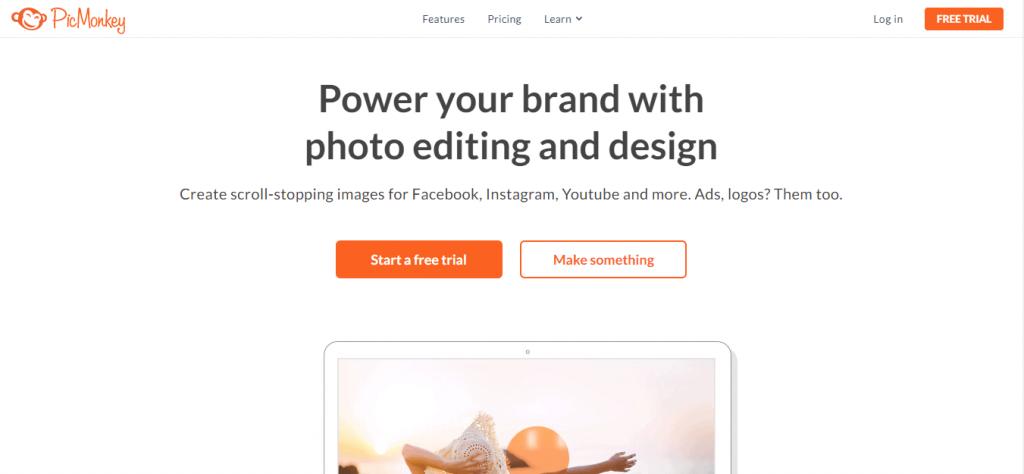 谷歌SEO指南——图片压缩工具PicMonkey