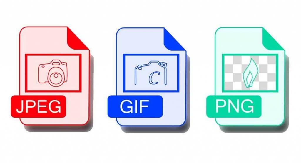 谷歌SEO指南——图片格式分类