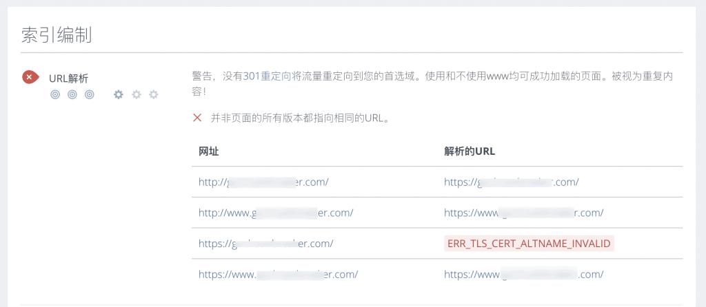 外贸网站技术审查URL