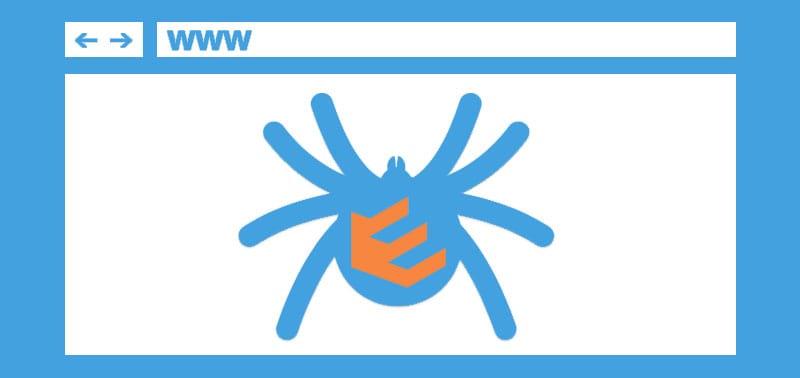 好的外贸网站结构可以提高蜘蛛爬取效率