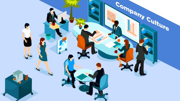 突出企业特征和文化